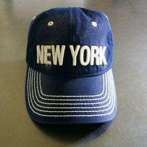 American Needle New York Yankees Baseball Cap Navy